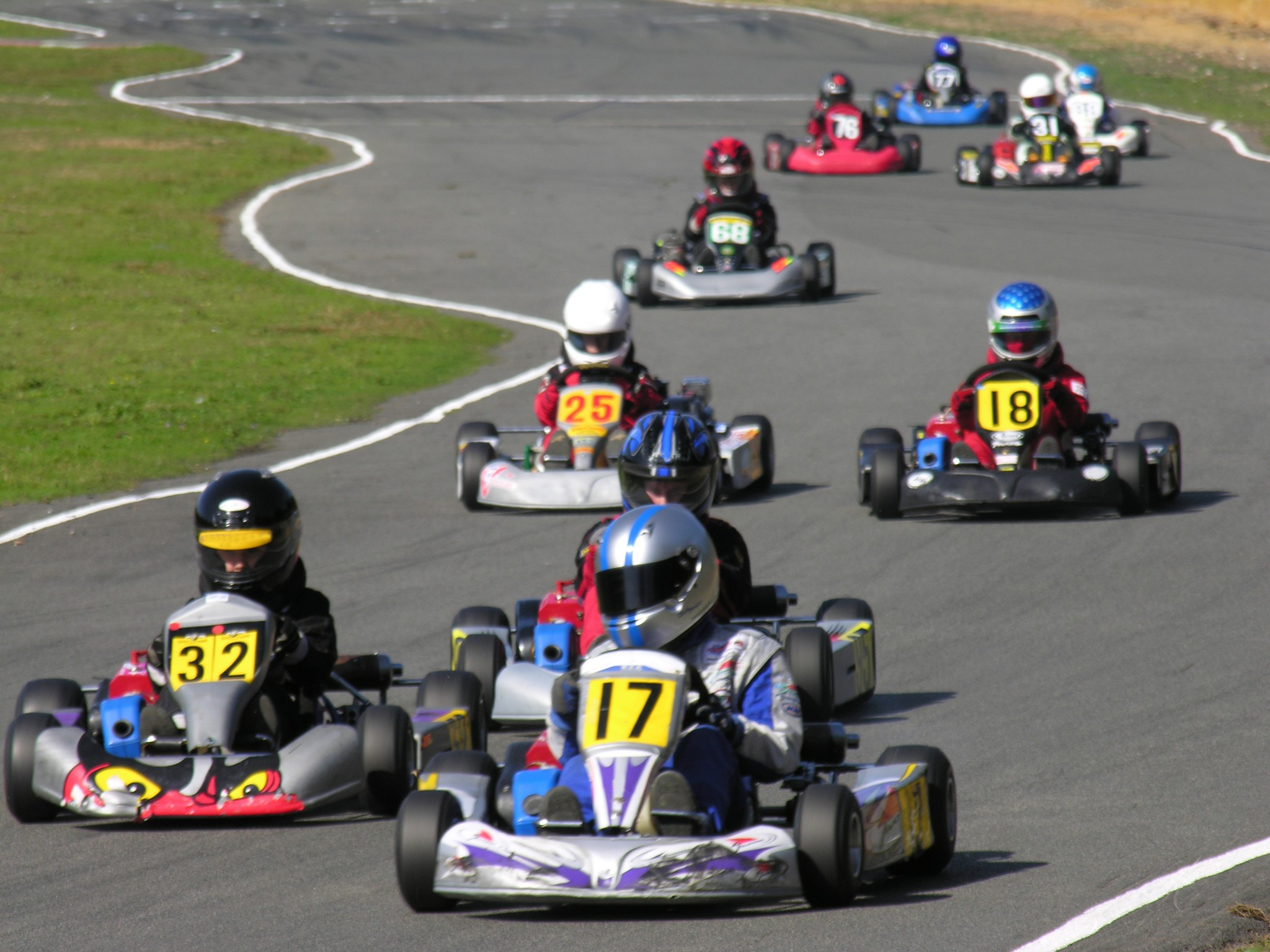 karting 95 outdoor